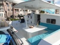 Location Catamaran Lüscher Looping 50 Bluenote Ajaccio