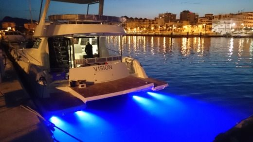 Catamaran Flash Catamaran 43 S for hire