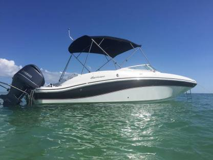 Rental Motorboat Hurricane Bowrider Cape Coral