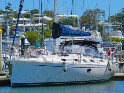 Rental Sailboat Dufour Yachts Gib Sea 43 Dalsbruk
