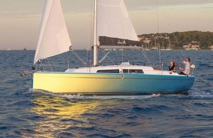 Rental Sailboat Hanse 315 Split