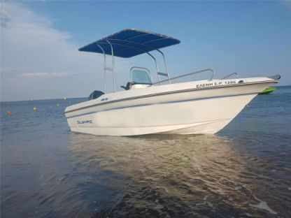 Charter Motorboat Olympic 490 Rhodes