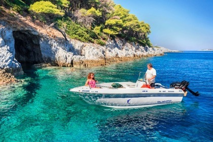 Hire Motorboat Olympic 490 Skopelos