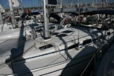 Rental sailboat in Trogir
