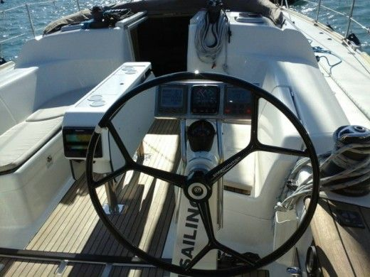 Sailboat Dufour 44 for hire