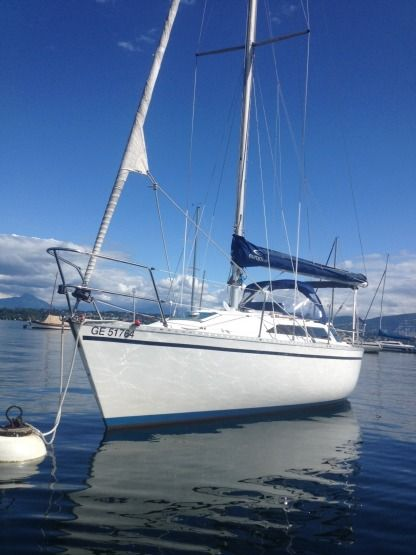 Charter Sailboat Gibsea - Gibert Marine Gib'sea 92 Geneva