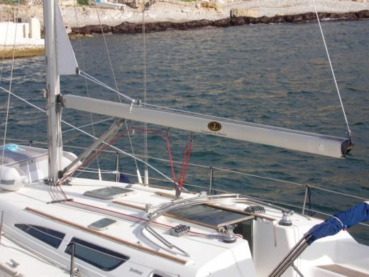 JEANNEAU Sun Odissey 40 in Trapani for hire