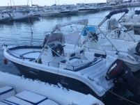 Motorboat Marino Gabry 550 for hire