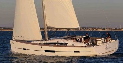 Charter Sailboat Dufour 500 Grand Large Capo d'Orlando