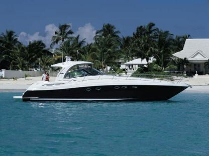 Rental Motorboat Sea Ray Sundancer 54 North Miami
