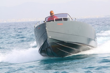 Hire Motorboat Nuva M6 open S'Arenal