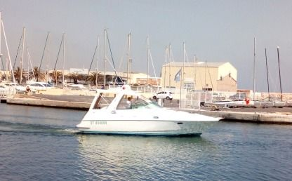 Rental Motorboat Beneteau Flyer 9 Grand Prix Canet-en-Roussillon