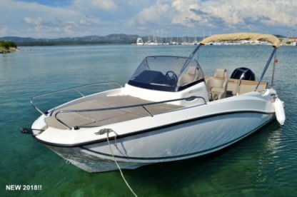 Rental Motorboat Quicksilver 605 La Tremblade