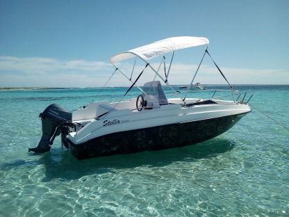 Miete Motorboot Kruger Boats 470 Formentera