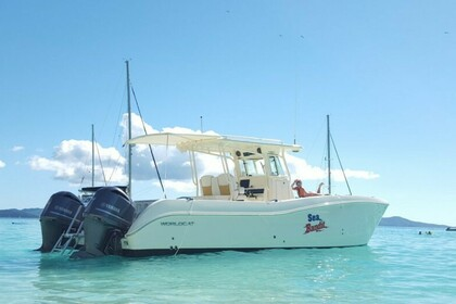 Hire Motorboat World Cat 32 British Virgin Islands