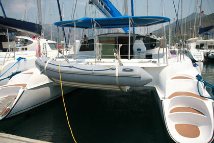 Rental Catamaran FOUNTAINE PAJOT ATHENA 38 Marmaris