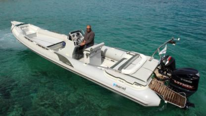 Charter RIB Marvel 960 Chania