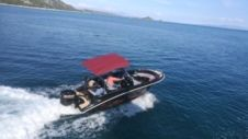 Motorboat Remus 620  Black Line for hire