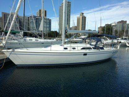 Rental Sailboat Catalina 36' Chicago