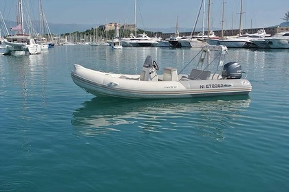Rental RIB ZODIAC MEDLINE 580 Antibes