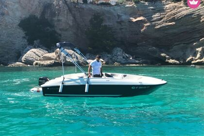 Rental Motorboat Bayliner E5 ELEMENT La Herradura