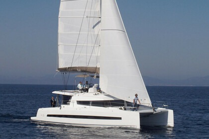 Hire Catamaran Catana Bali 4.3 O.V. with watermaker & A/C - PLUS Saint Thomas