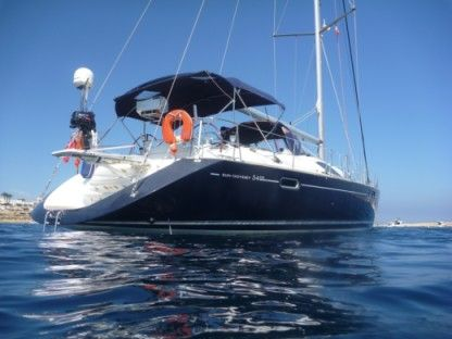 Charter Sailboat Jeanneau Ds54 Saint Julian's