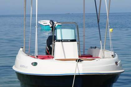 Hire Motorboat Compass 470 Skiathos
