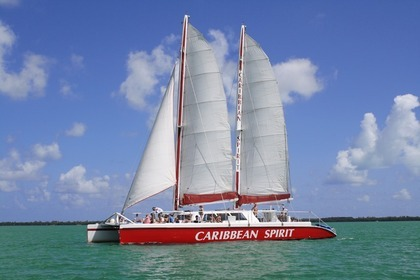 Hire Catamaran Caribbean Spirit 78 Miami Beach