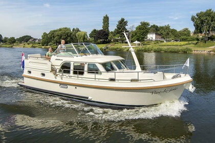 Charter Motorboat LINSSEN Classic Sturdy 35.0 AC Vettre