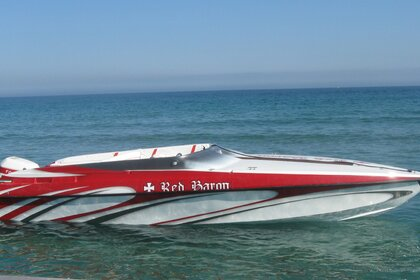 Rental Motorboat Offshore Red Baron Otranto