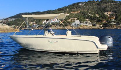 Rental Motorboat Invictus 190 Fx Andratx