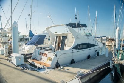 Rental Motorboat Carver Mariner West Palm Beach