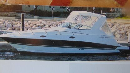 Charter Motorboat Cruisers Yacht Express Rs280 Bandol