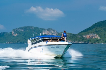 Hire Motorboat CUSTOM BUILT S.Srithong 5 Ko Samui District