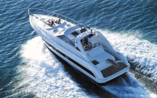 Motorboat Gianetti 45 Sport