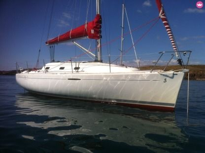 Charter Sailboat Beneteau First 31,7 Quiberon