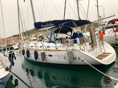 Rental Sailboat Beneteau Oceanis Clipper 411 Porto Ercole