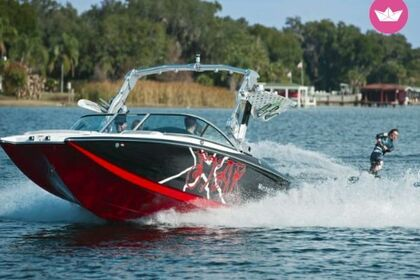 Hire Motorboat Mastercraft X star Powell