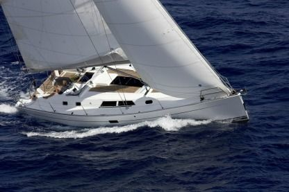 Rental Sailboat Hanse 430 Sporades