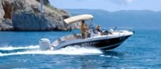 Motorboat Sessa Marine 20 for rental
