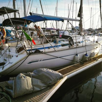 Rental Sailboat Bavaria 42 Marina di Ravenna