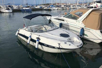 Rental Motorboat Stingray 215 CR Portorož