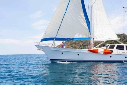 Hire Sailboat Kemeu Engineering Don Brooke Pilot House 77 Myanmar (Burma)