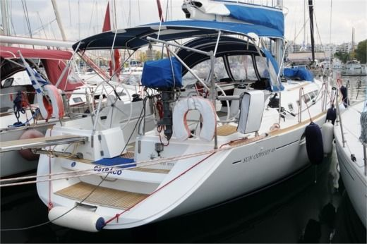 Jenneau Sun Odyssey 49 in Alimos for hire