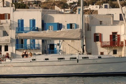 Rental Sailboat BENETEAU CYCLADES 43 Brest