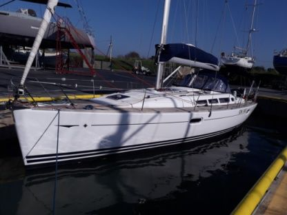Charter Sailboat Jenneau Sun Odissey 42I Performance Pescara