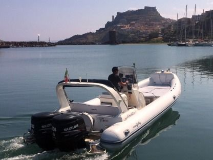 Location Semi-rigide Nuova Jolly King 820 Port d'Andratx