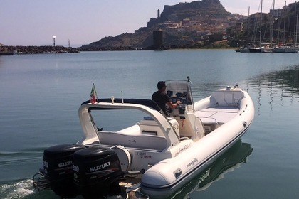 Miete RIB NUOVA JOLLY King 820 Port d'Andratx