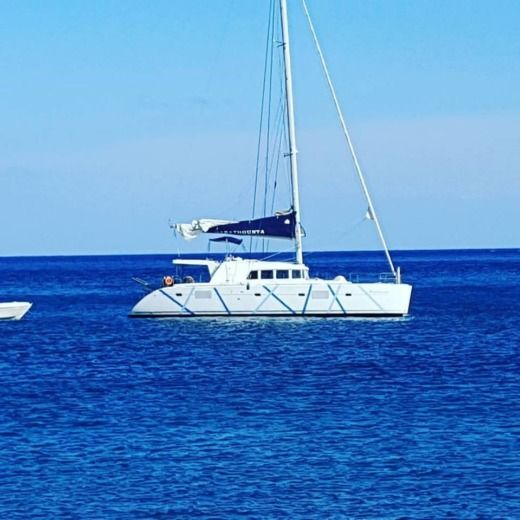 Location Catamaran Lagoon 500 Lavrio